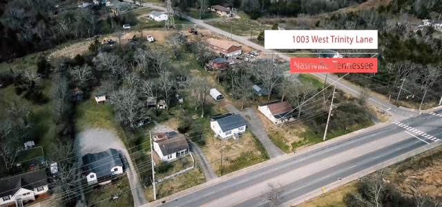 1003 W Trinity Ln, Nashville, TN 37218 (MLS #RTC2115950) :: Five Doors Network