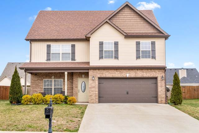 1961 Sunset Meadows Way, Clarksville, TN 37042 (MLS #RTC2115956) :: Katie Morrell | Compass RE