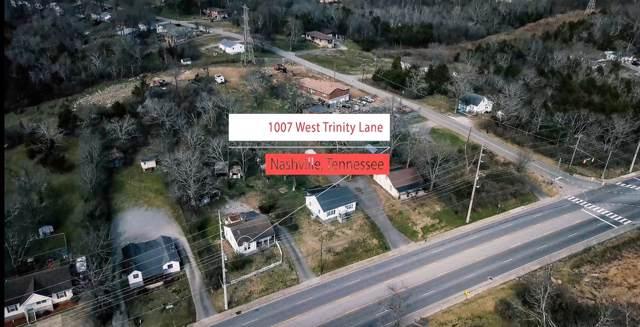 1007 W Trinity Ln, Nashville, TN 37218 (MLS #RTC2115957) :: RE/MAX Homes And Estates