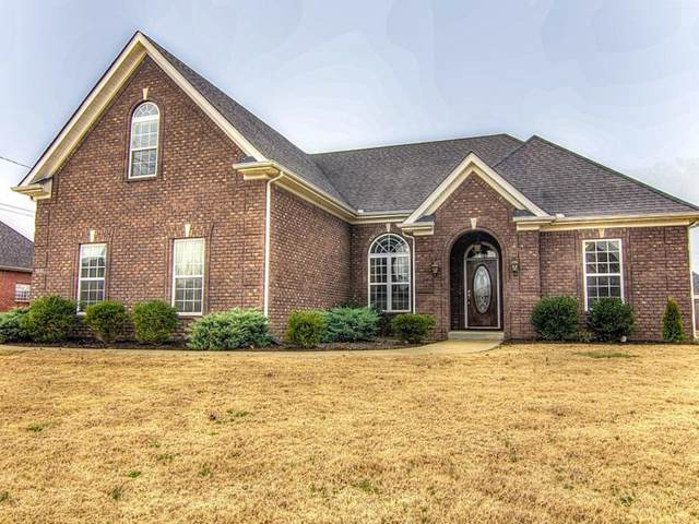 1041 Spring Creek Drive, Murfreesboro, TN 37129 (MLS #RTC2115959) :: The Group Campbell powered by Five Doors Network