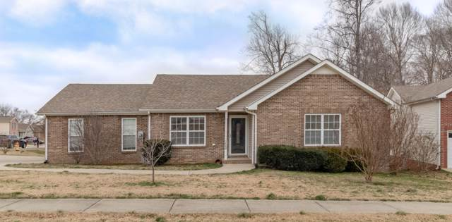 2660 Cider Dr, Clarksville, TN 37040 (MLS #RTC2115981) :: Nashville on the Move