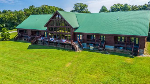 25 High Meadow Dr, Spencer, TN 38585 (MLS #RTC2115982) :: Berkshire Hathaway HomeServices Woodmont Realty