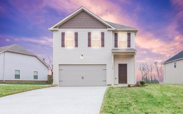 1267 Black Oak Cir, Clarksville, TN 37042 (MLS #RTC2116036) :: The Matt Ward Group