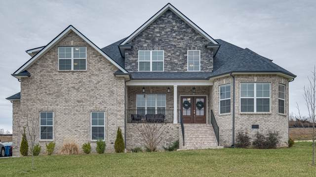 168 Dodson Knob Trl, Nolensville, TN 37135 (MLS #RTC2116062) :: John Jones Real Estate LLC