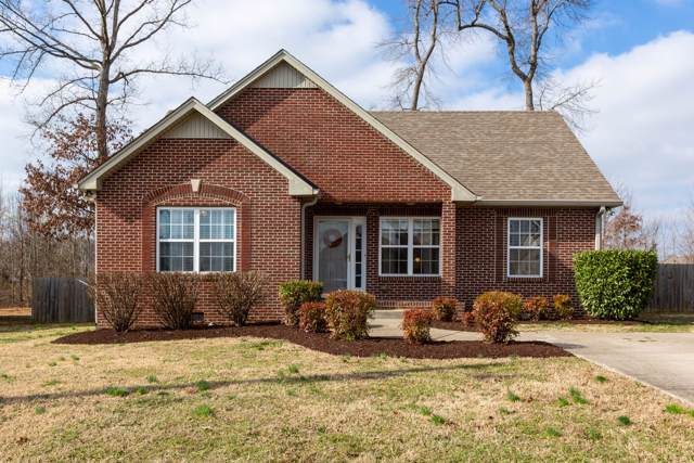 132 Filly Ln, Springfield, TN 37172 (MLS #RTC2116116) :: Team George Weeks Real Estate