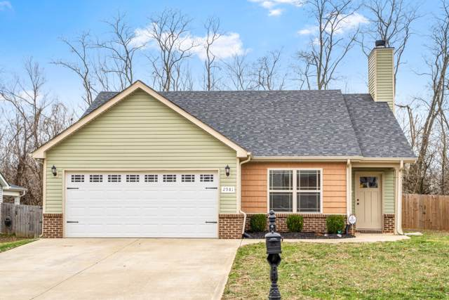 2981 Mcmanus Cir, Clarksville, TN 37042 (MLS #RTC2116190) :: Katie Morrell | Compass RE
