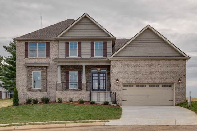 147 Split Rail Lane, Spring Hill, TN 37174 (MLS #RTC2116212) :: Village Real Estate