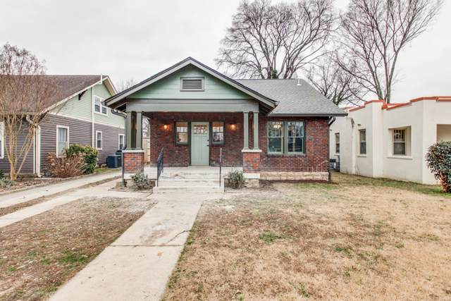 946 Maxwell Ave, Nashville, TN 37206 (MLS #RTC2116326) :: The Milam Group at Fridrich & Clark Realty