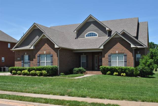 999 Terraceside Cir, Clarksville, TN 37040 (MLS #RTC2116355) :: The Justin Tucker Team - RE/MAX Elite