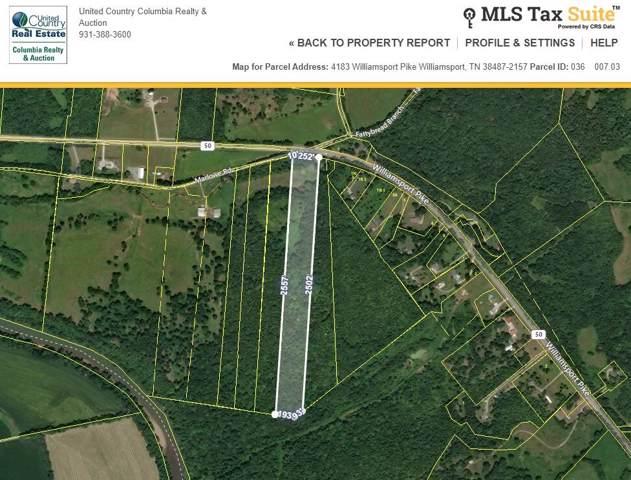 4183 Williamsport Pike, Williamsport, TN 38487 (MLS #RTC2116386) :: REMAX Elite