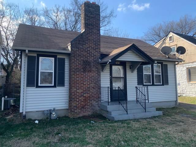 1612 Litton Ave, Nashville, TN 37216 (MLS #RTC2116388) :: Village Real Estate