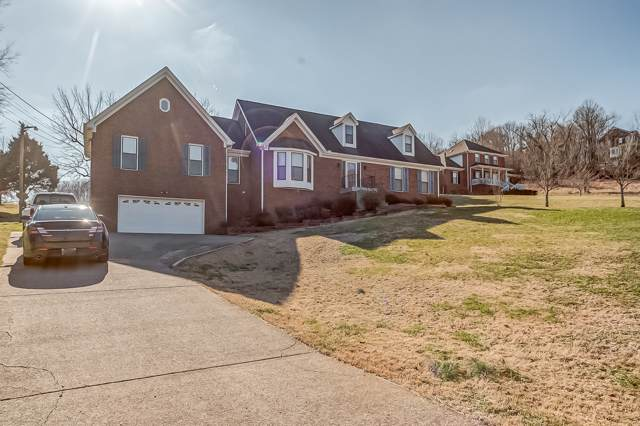 1018 Forestpointe Dr, Hendersonville, TN 37075 (MLS #RTC2116437) :: Berkshire Hathaway HomeServices Woodmont Realty
