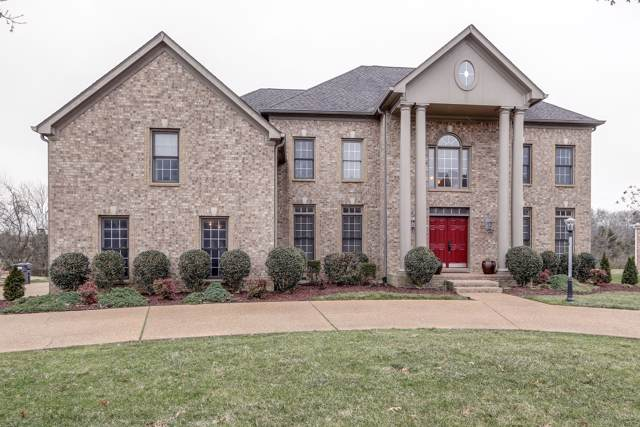 1550 Shining Ore Dr, Brentwood, TN 37027 (MLS #RTC2116459) :: Katie Morrell | Compass RE