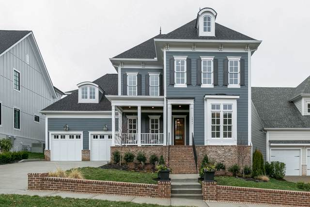 1541 Fleetwood Drive #1282, Franklin, TN 37064 (MLS #RTC2116466) :: Stormberg Real Estate Group