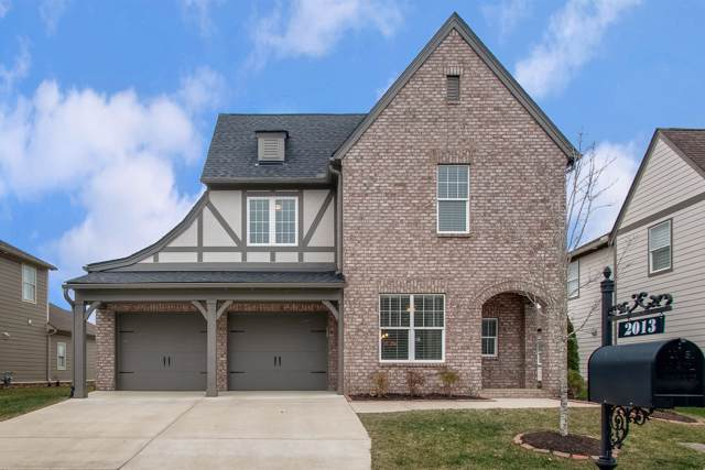 2013 Beamon Dr, Franklin, TN 37064 (MLS #RTC2116474) :: FYKES Realty Group