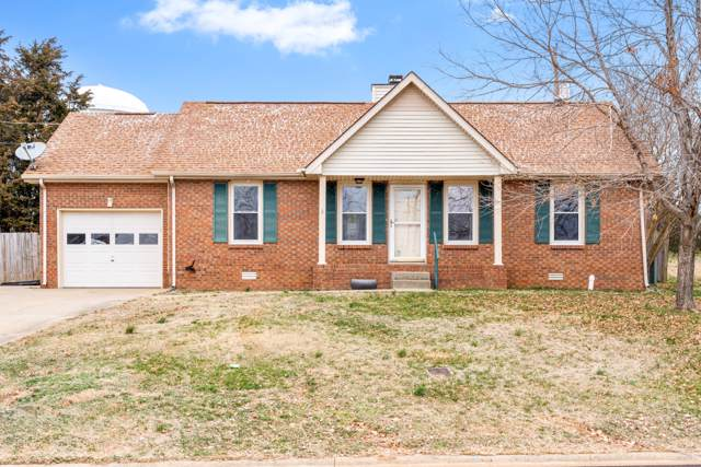 429 Newman Dr, Clarksville, TN 37042 (MLS #RTC2116493) :: Ashley Claire Real Estate - Benchmark Realty