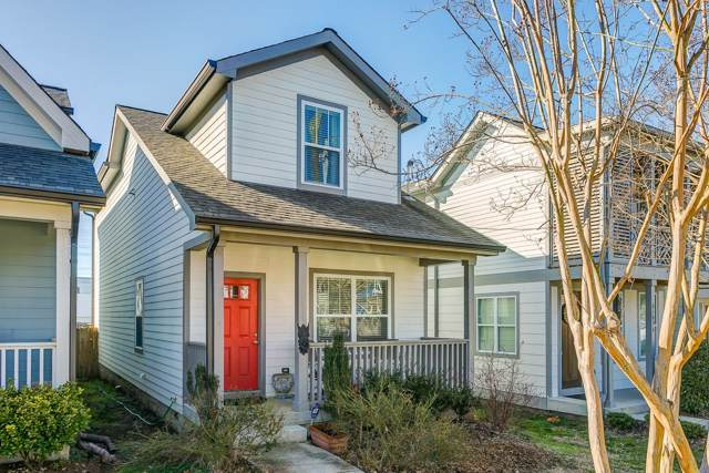 6103B Louisiana Ave, Nashville, TN 37209 (MLS #RTC2116514) :: Nashville on the Move