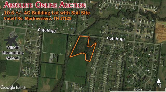 0 Cutoff Rd, Murfreesboro, TN 37129 (MLS #RTC2116527) :: The Group Campbell powered by Five Doors Network