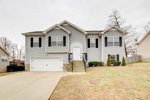 1359 Constitution Dr, Clarksville, TN 37042 (MLS #RTC2116601) :: REMAX Elite