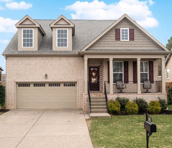 742 Masters Way, Mount Juliet, TN 37122 (MLS #RTC2116647) :: RE/MAX Choice Properties