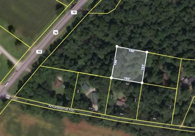 0 Arkadelphia Road, Clarksville, TN 37043 (MLS #RTC2116696) :: FYKES Realty Group
