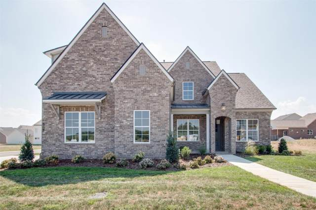 209 Broadgreen Ln, Nolensville, TN 37135 (MLS #RTC2116707) :: Nashville on the Move