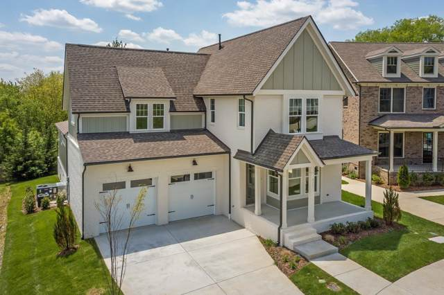 205 Broadgreen Ln, Nolensville, TN 37135 (MLS #RTC2116711) :: Nashville on the Move