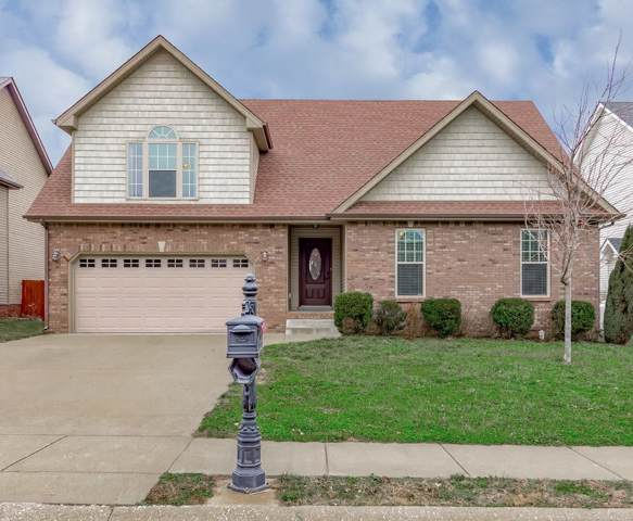1864 Apache Way, Clarksville, TN 37042 (MLS #RTC2116801) :: The Matt Ward Group