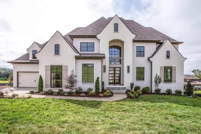 6007 Lookaway Circle -Lot 117, Franklin, TN 37067 (MLS #RTC2116813) :: Village Real Estate