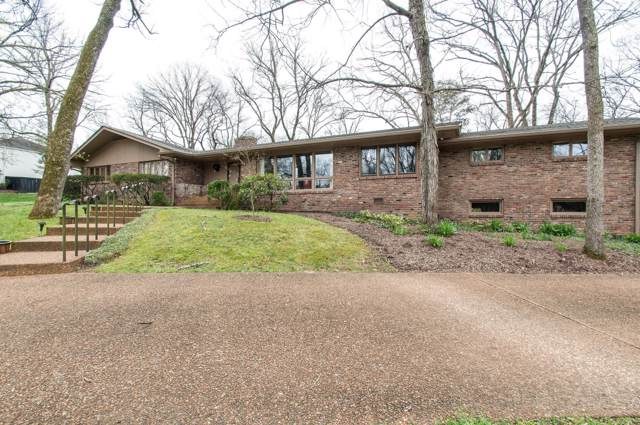 727 Greeley Dr, Nashville, TN 37205 (MLS #RTC2116814) :: REMAX Elite