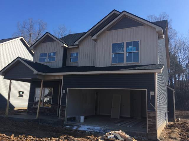 1676 Rains Rd, Clarksville, TN 37042 (MLS #RTC2116824) :: The Matt Ward Group