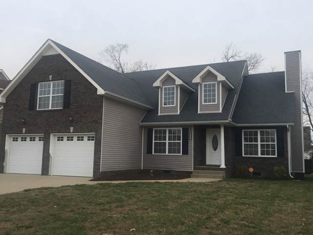 3357 Melissa Ln, Clarksville, TN 37042 (MLS #RTC2116879) :: The Matt Ward Group