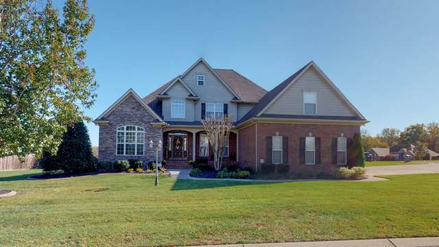5009 Magnolia Estates Blvd, Mount Juliet, TN 37122 (MLS #RTC2116896) :: Village Real Estate