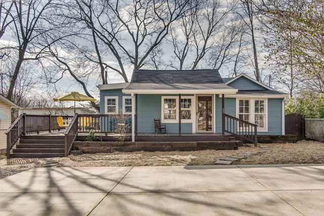 205 Lutie St, Nashville, TN 37210 (MLS #RTC2116906) :: Stormberg Real Estate Group