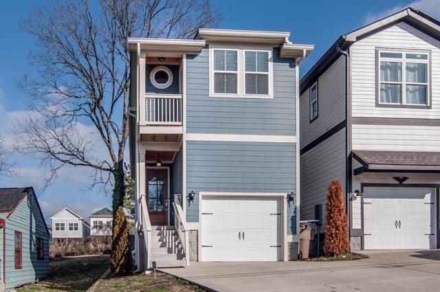 921A Thomas Ave, Nashville, TN 37216 (MLS #RTC2116914) :: FYKES Realty Group
