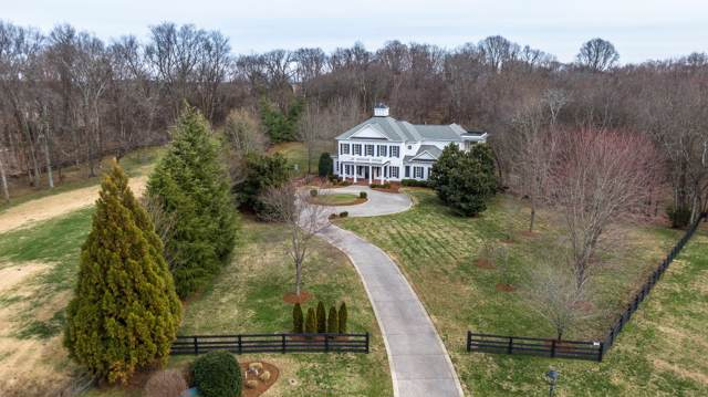 1008 Liberty Church Trl, Brentwood, TN 37027 (MLS #RTC2116920) :: DeSelms Real Estate