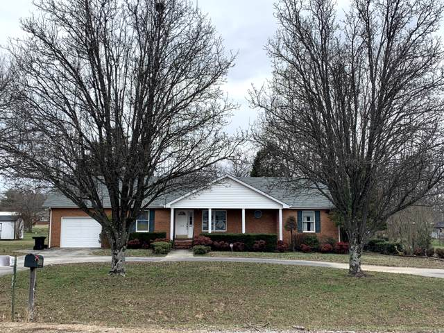 1305 S Washington St, Tullahoma, TN 37388 (MLS #RTC2116928) :: Village Real Estate