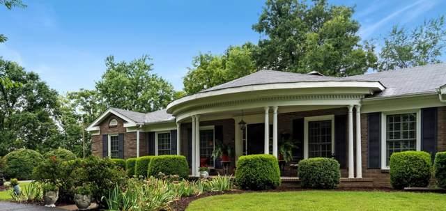 717 Washington Ave, Mount Pleasant, TN 38474 (MLS #RTC2116938) :: Team George Weeks Real Estate