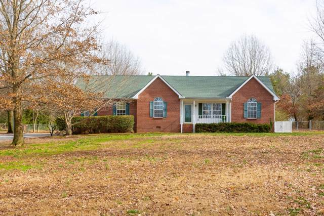7324 Chowning Rd, Springfield, TN 37172 (MLS #RTC2116960) :: Team George Weeks Real Estate
