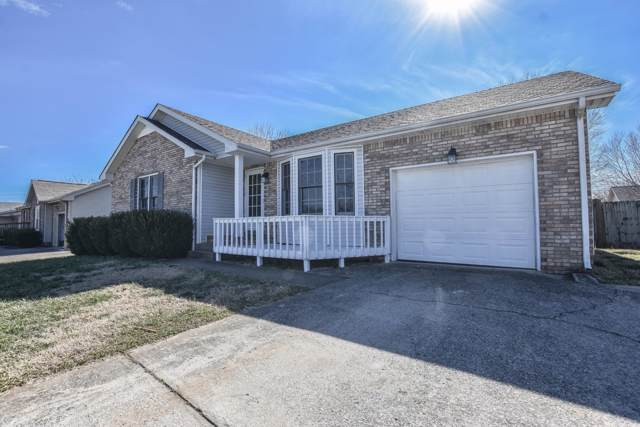 3236 N Senseney Cir, Clarksville, TN 37042 (MLS #RTC2116979) :: The Matt Ward Group