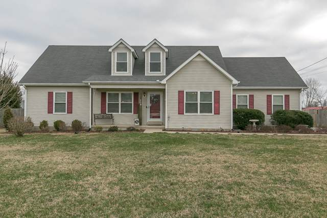 119 Fresca Ct, Murfreesboro, TN 37129 (MLS #RTC2116992) :: Team Wilson Real Estate Partners