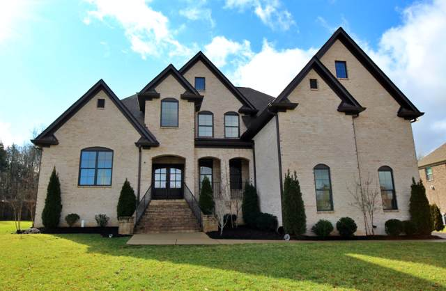 203 W Chandler Ct, Mount Juliet, TN 37122 (MLS #RTC2117028) :: The Milam Group at Fridrich & Clark Realty