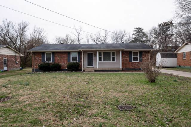 445 Janette Ave, Goodlettsville, TN 37072 (MLS #RTC2117048) :: RE/MAX Choice Properties