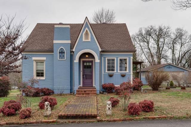 436 Forest St, Lewisburg, TN 37091 (MLS #RTC2117051) :: Team Wilson Real Estate Partners