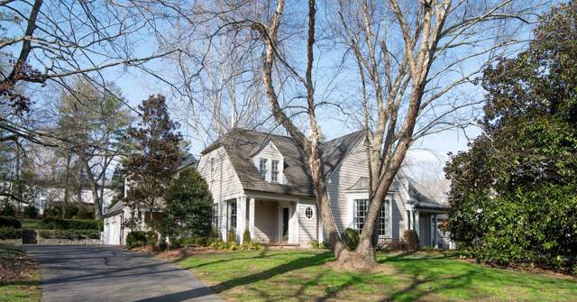 309 Walnut Dr, Nashville, TN 37205 (MLS #RTC2117088) :: Katie Morrell | Compass RE