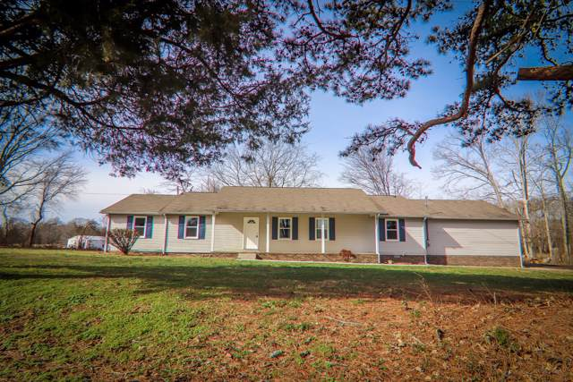 2167 Davenport Rd, Tullahoma, TN 37388 (MLS #RTC2117130) :: RE/MAX Homes And Estates