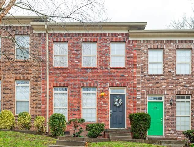 404 Mercomatic Dr #105 #105, Nashville, TN 37209 (MLS #RTC2117186) :: Team Wilson Real Estate Partners