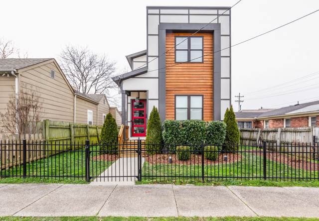 1205 2nd Ave S, Nashville, TN 37210 (MLS #RTC2117190) :: Stormberg Real Estate Group