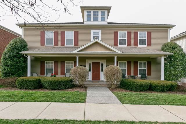 1011 Park Run Dr, Franklin, TN 37067 (MLS #RTC2117191) :: Katie Morrell | Compass RE