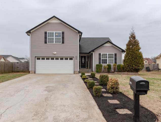 1416 Jenny Ln, Clarksville, TN 37042 (MLS #RTC2117205) :: Five Doors Network
